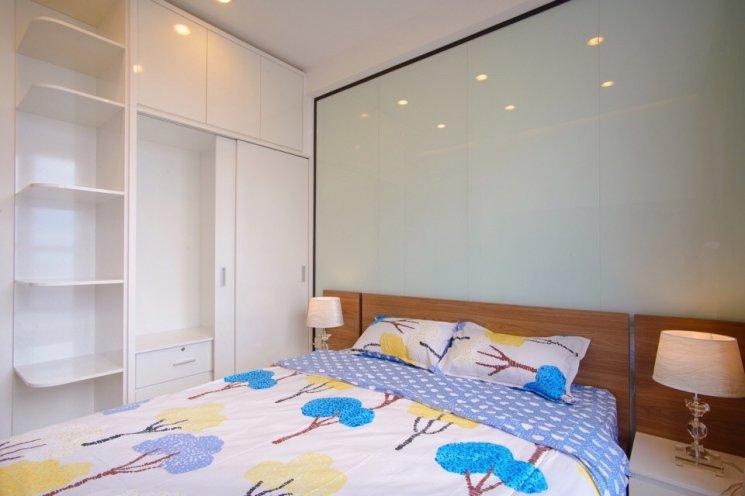 Cho thuê căn hộ chung cư Botanic, quận Phú Nhuận, 3 phòng ngủ nội thất Châu Âu giá 25 triệu/tháng