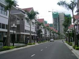 Cho thuê biệt thự Ngân Long liền kề gần Phú Mỹ Hưng