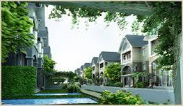 Cho thuê biệt thự Kim Long, Nguyễn Hữu Thọ, DT 400m2 có 5PN, 6WC nội thất cao cấp, LH 0901319986