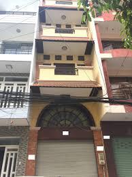 Cho thuê nhà mặt phố đường Hùng Vương, Quận 5
